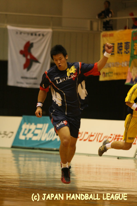 Wakunaga Pharmaceutical No.14 Takeshi Muto