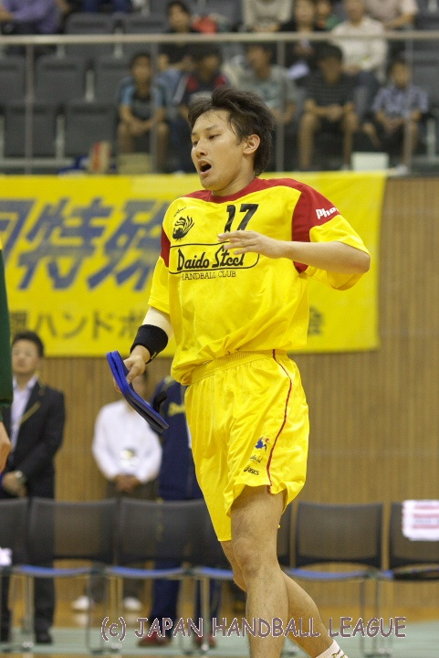 No.17 Takeshi Kumagai
